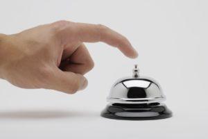 desk-bell